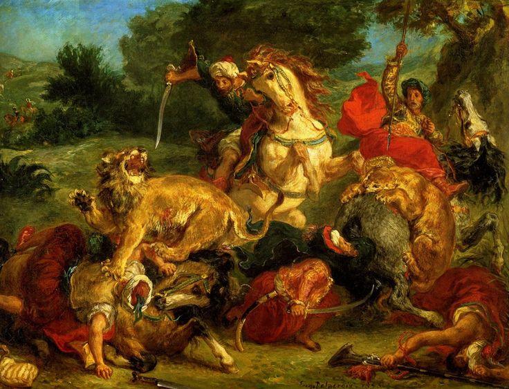 Eugène Delacroix au Maroc - Le voyage du siècle (1832) | Les arts, Comment peindre, Histoire de ...