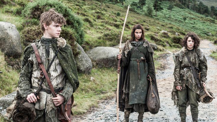 HBO: Game of Thrones: S 3 Episode 22 Dark Wings, Dark Words: Images