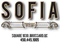 Who is Sofia? - Pizzeria Sofia au Quartier Dix30 de Brossard.