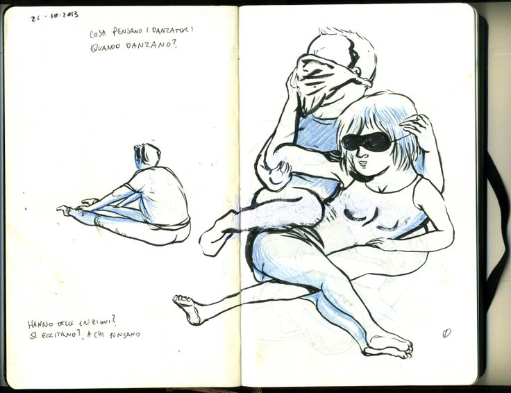 Cristina Portolano - Sketches