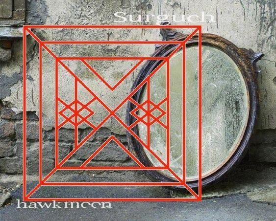 «Сургуч» - став для зеркал Hawkmoon runes