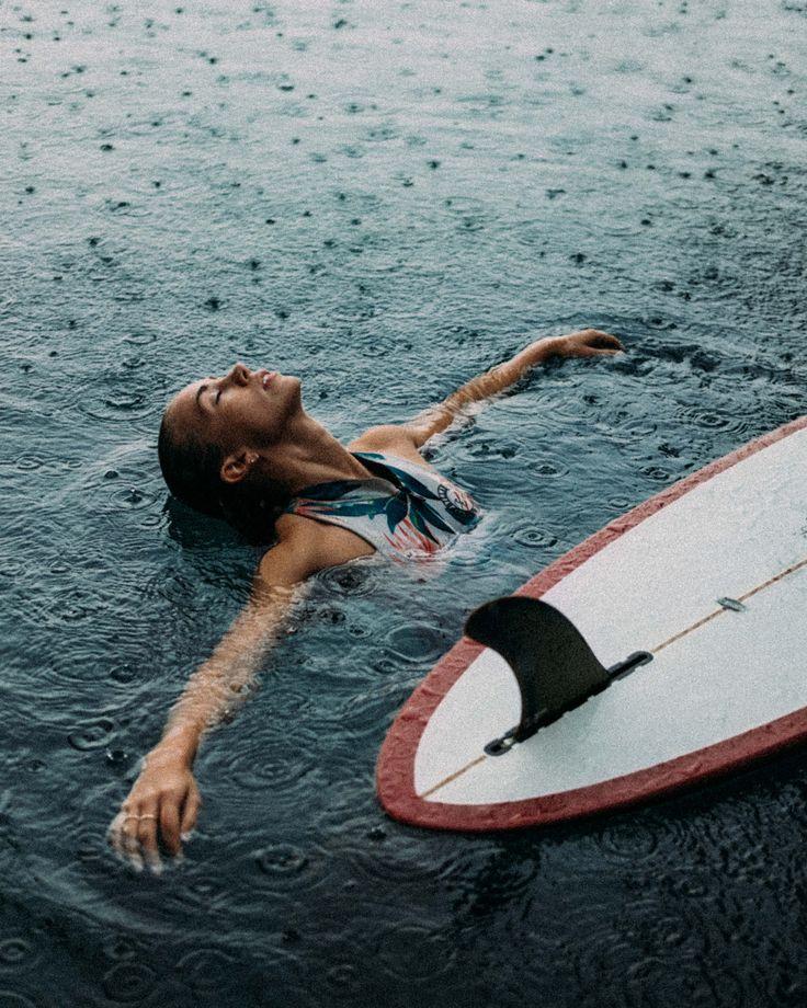 Lisa Olsson Lombok Surf