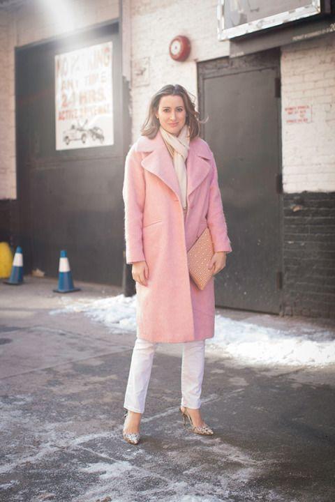 Alexis Bryan Morgan Executive Fashion Director, Lucky Magazine @alexisbmorgan Topshop Jeans, MiH Shoes, Alexander Wang