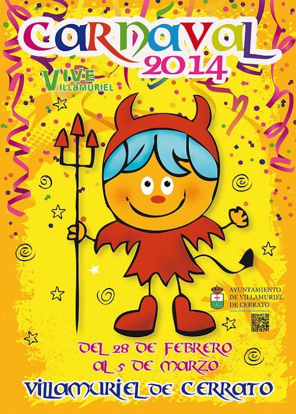 Carnaval Villamuriel 2014 Palencia