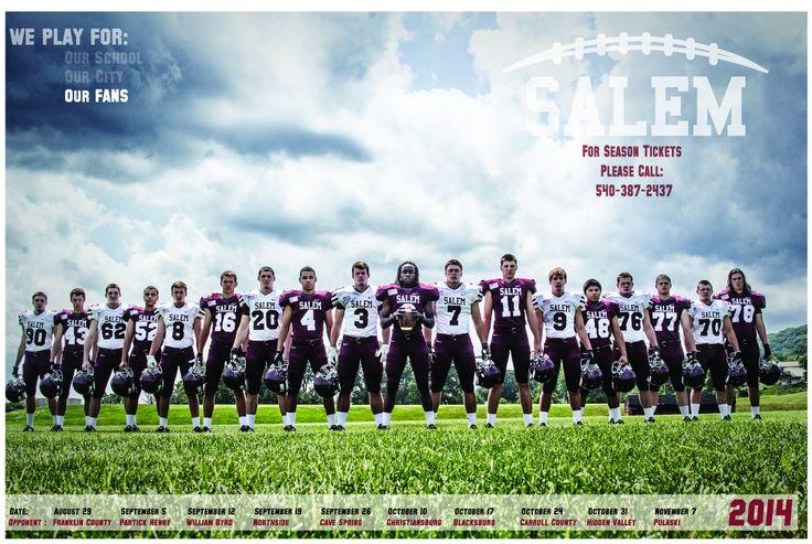Salem High School Football