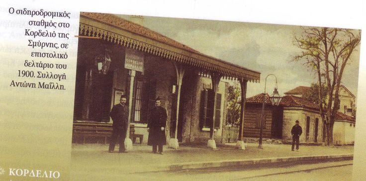 The Cordelio Railway station, Cordelio 1900