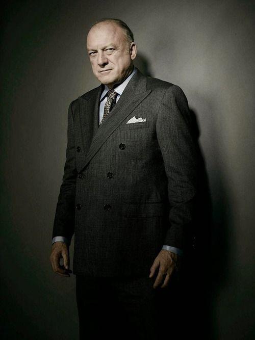 ohn Doman as Carmine Falcone | #Gotham Series Premiere, This Fall | On FOX