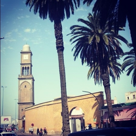 Casablanca, Morroco in 2009.