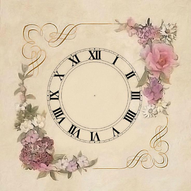 1000 images about relojes de pared vintage en pinterest - Reloj pared vintage ...