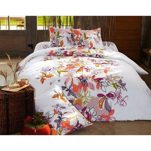 housse de couette motif aquarelle becquet 3suisses chambre pinterest housses de couette. Black Bedroom Furniture Sets. Home Design Ideas