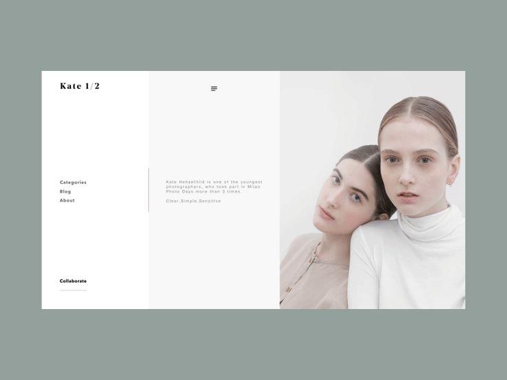 Kate 1/2 Contact by Zhenya & Artem