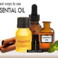 10 Best Ways to use essential oils in your beauty regimen
