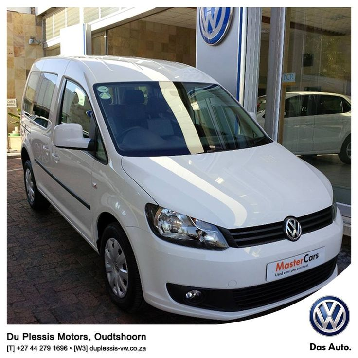 One Of A Kind Offer From Du Plessis Volkswagen Get This 2013 Caddy 20 TDi Trendline With Only 12800km For An Unbeatable Price R 279