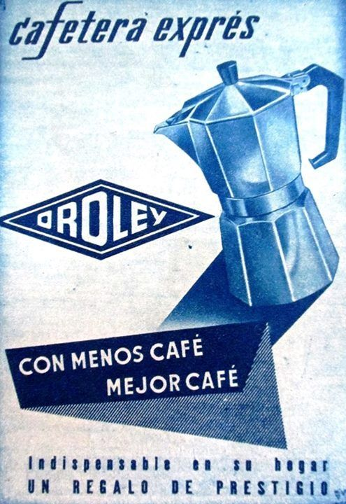 cafetera Oroley
