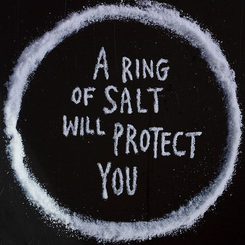 And it doesn't have to be the best gourmet salt either...