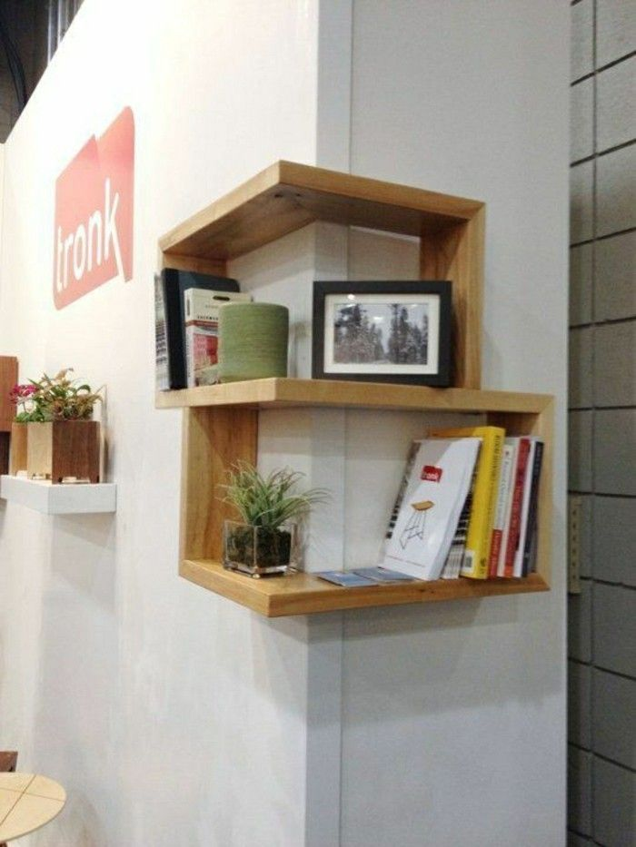 Get 20 tag re d angle murale ideas on pinterest without for Etagere mural d angle