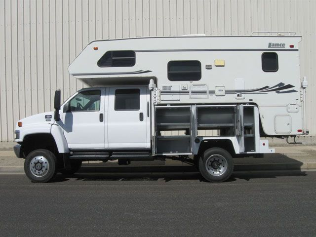 f550 pickup camper - Google Search