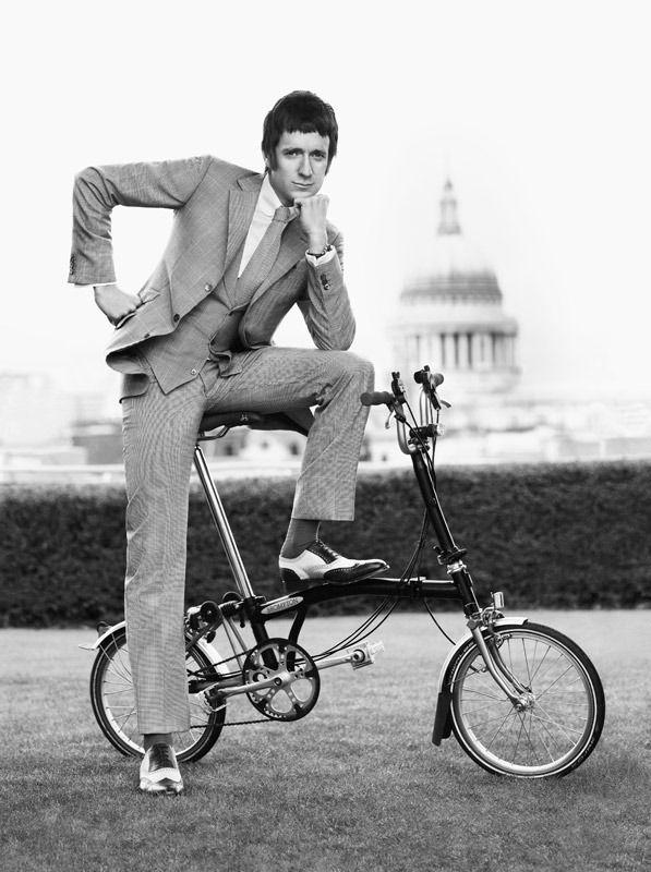 Bradley Wiggins Tailored Cyclist