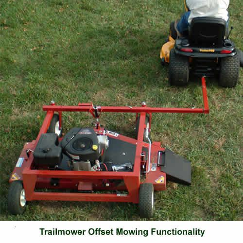 Best Finish Mower For Tractor : Homemade pull behind finish mower ftempo