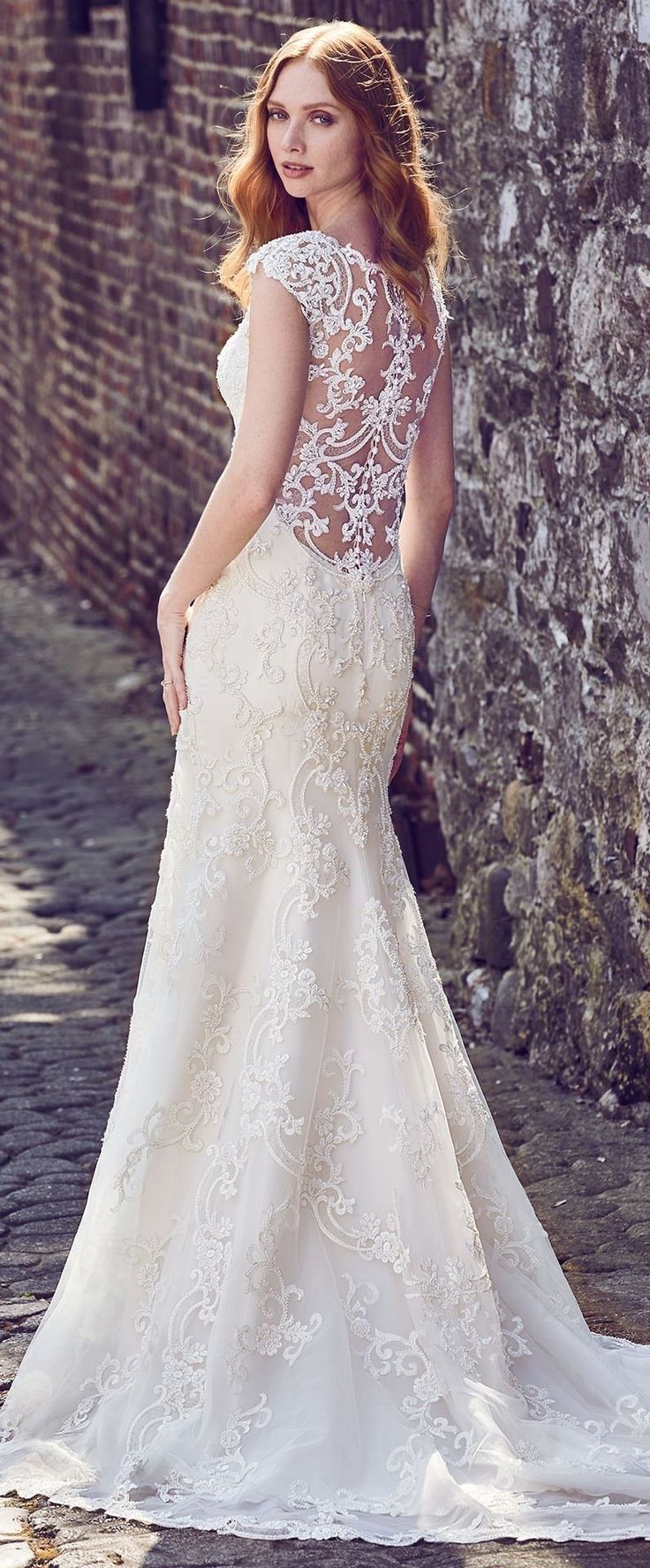 EVERLY by Maggie Sottero Wedding Dresses – #dresse…