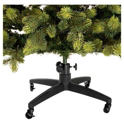 TreeKeeper Rolling Tree Stand for 6-9-ft. Artificial Trees - 29, Black