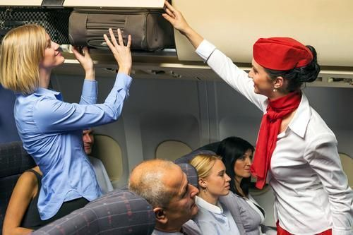 Stop annoying your flight attendant. (Izabela Habur/Getty Images)
