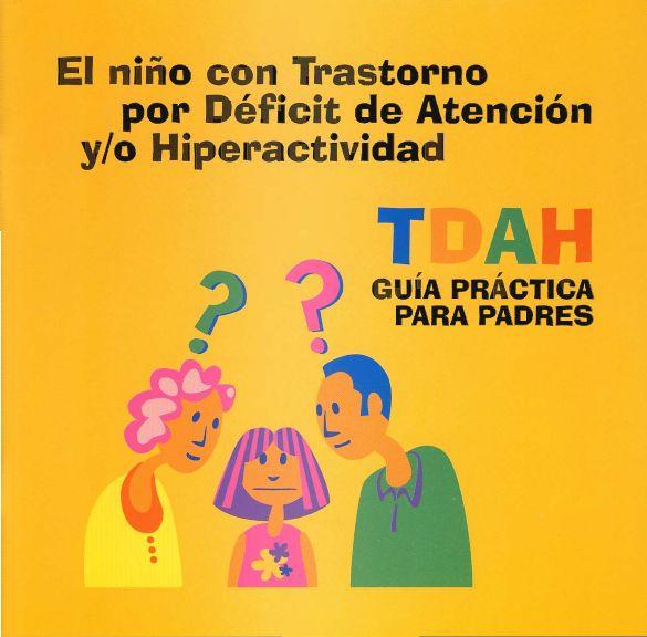 ¿Por qué llamarlo X si podemos llamarlo TDAH?