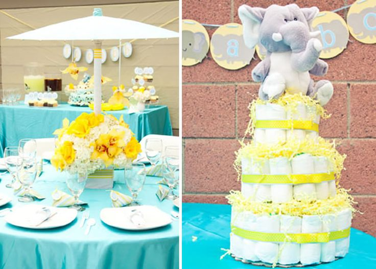 552 best Baby Shower - Girl or Boy images on Pinterest