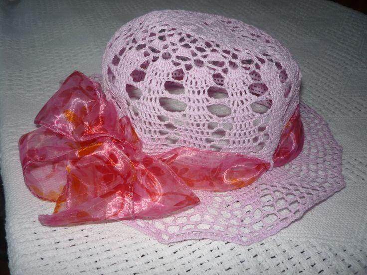 mé tvoření-klobouček