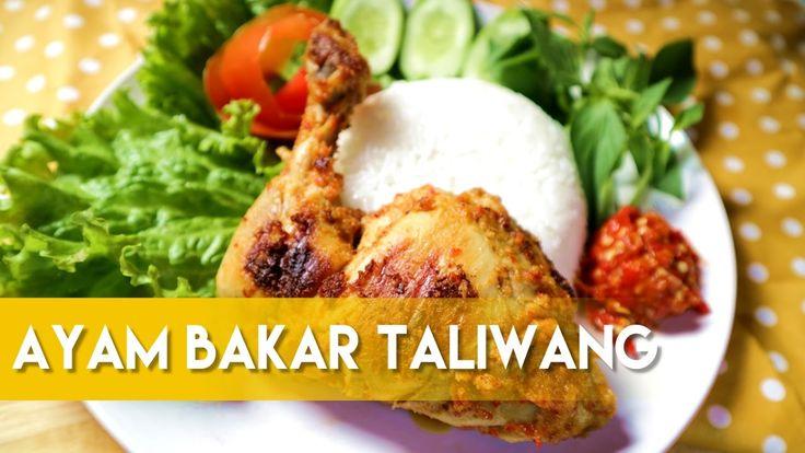 Resep dan Cara Membuat Ayam Bakar Taliwang Khas Lombok ala Dapur Adis
