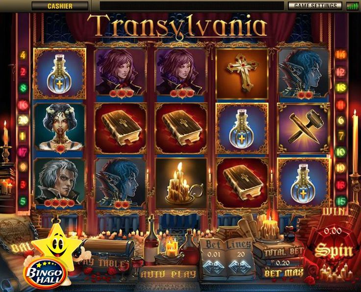 Your horse and buggy have left you stranded in Transylvania and it's up to you to round up the luck to escape while you can!