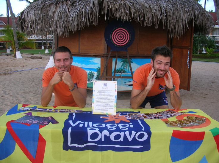 Villaggio bravo staff 2 e Soul Art project