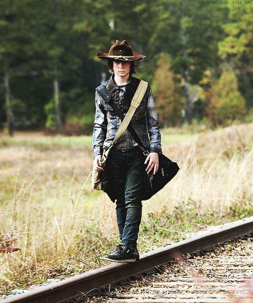 Chandler Riggs (Carl)