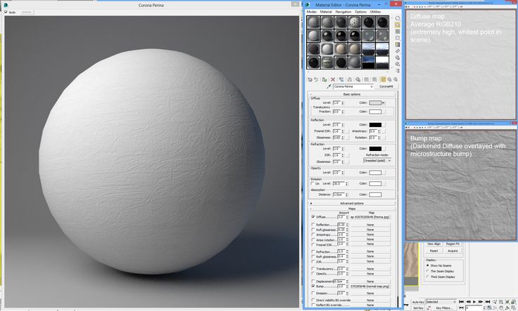 how to put image into material editor 3ds max youtube