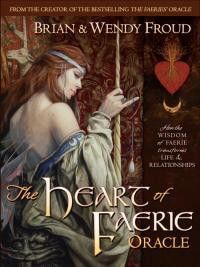 Heart Of Faerie Oracle. My first oracle deck and I love it so much.