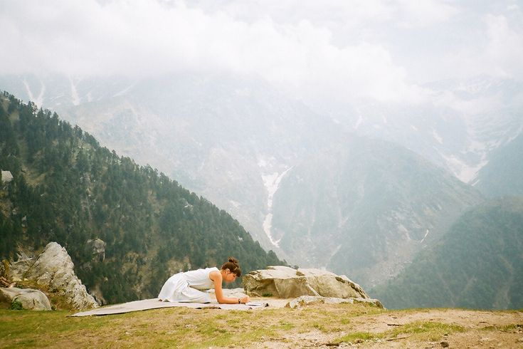 randy-p-martin:  Triund, Himachal Pradesh India. Follow me on FLICKR - INSTAGRAM  #poler #polerstuff #campvibes