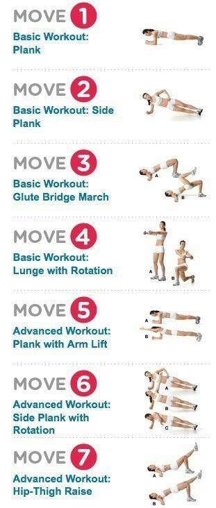 Exercise Moves