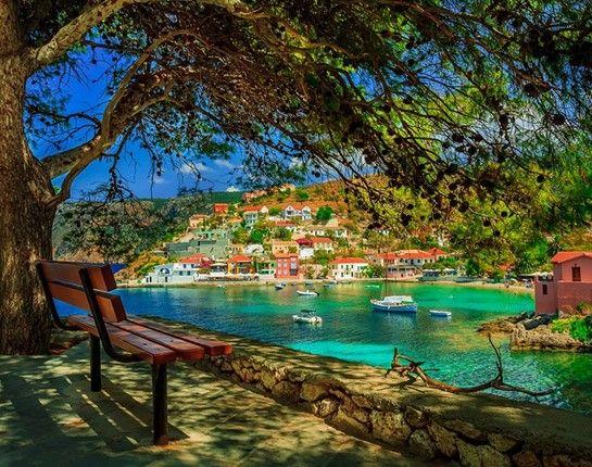 Τα ομορφότερα χωριά των Επτανήσων.