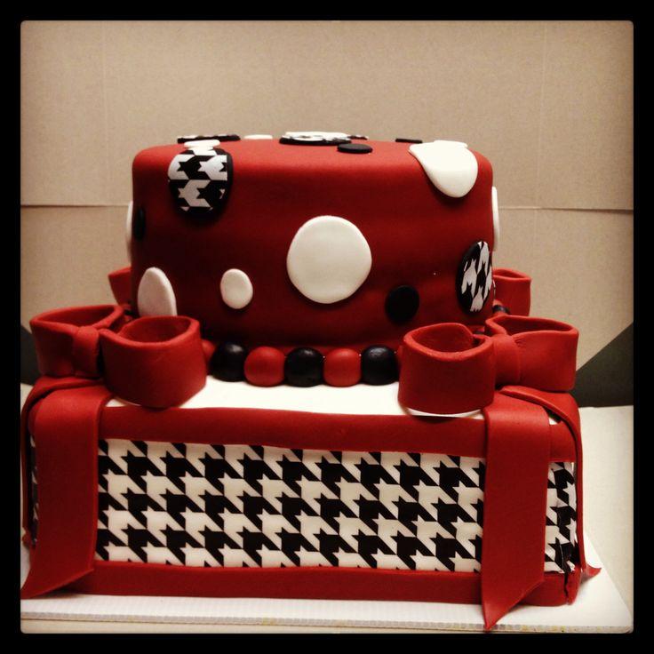 269 best Alabama Crimson Tide Cakes images on Pinterest Alabama