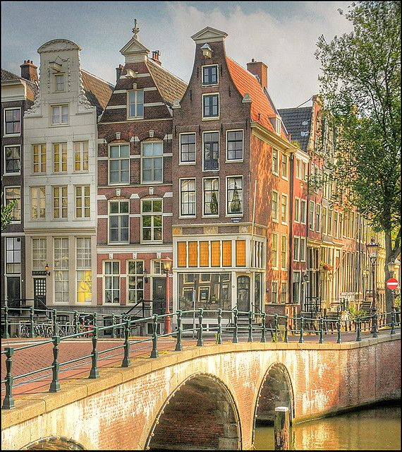 Dutch canals, Amsterdam