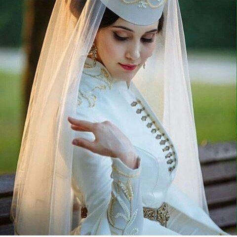 Инстаграм ингушские невесты
