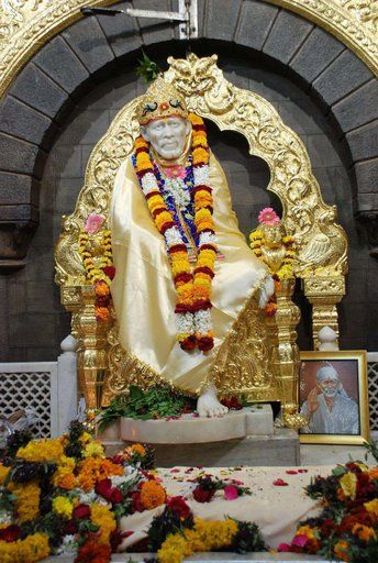 #Sai Baba of #Shirdi (October 15, 1918), also known as Shirdi Sai Baba, was an Indian guru, yogi, and fakir who is regarded by his devotees as a saint. He was revered by both his Muslim and #Hindu devotees, and during and well as after his life on earth it remained uncertain if he was a Muslim or Hindu himself. This however was of no consequence to Sai Baba himself.