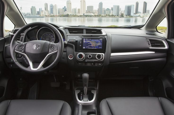 Anything better than having a comfortable, easy-to-use interior in your car? We think not. #HondaCabins