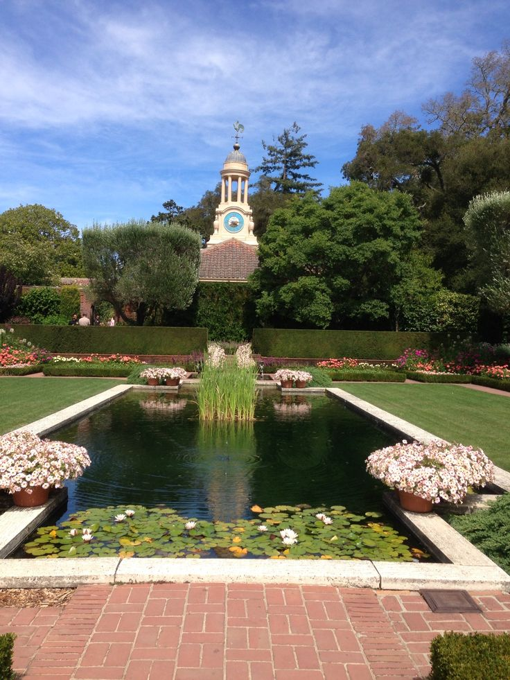 158 best san mateo county california images on pinterest for Filoli garden pool