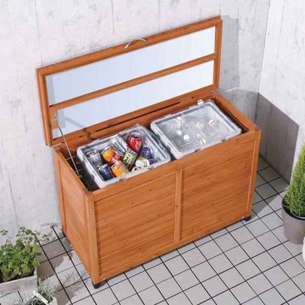 物置 収納庫 屋外 小型 おしゃれ 木製 WWS-970 アイリスオーヤマ:544227:megastore Yahoo!店 - Yahoo!ショッピング - ネットで通販、オンラインショッピング