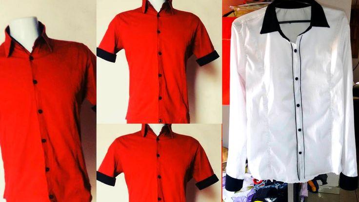 Aprenda passo-a-passo: modelagem rápida de camisa social slim fit