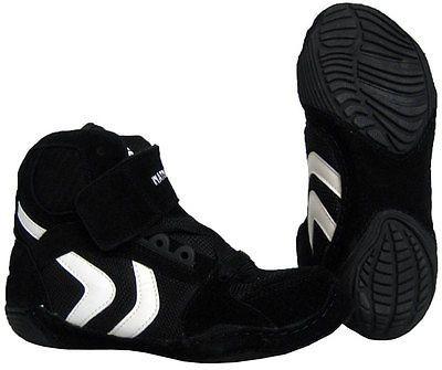 Footwear 79799: Matman Ultra Youth Wrestling Shoes, Size 13 (Black) - Retail: $55.90 -> BUY IT NOW ONLY: $49.99 on eBay!