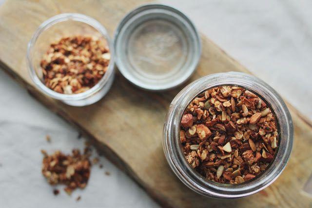 happyfoodstories: Verdens beste Granola