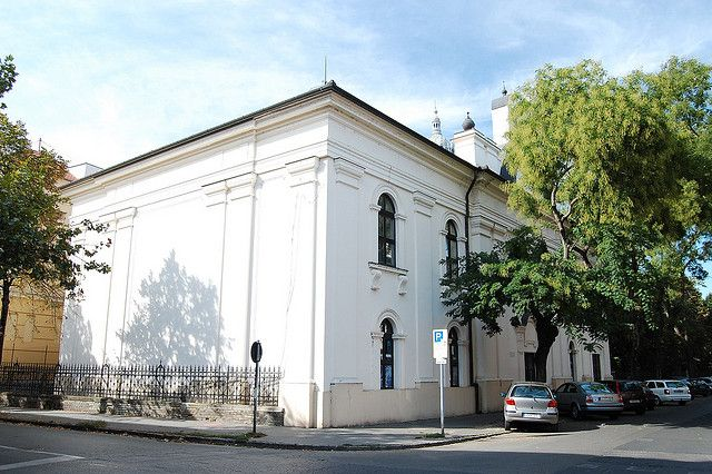 The Old Synagogue, Szeged, Hungary
