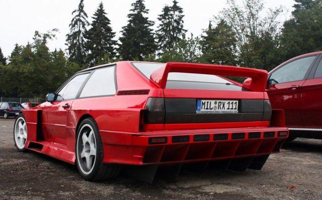 85′ Audi Quattro S1